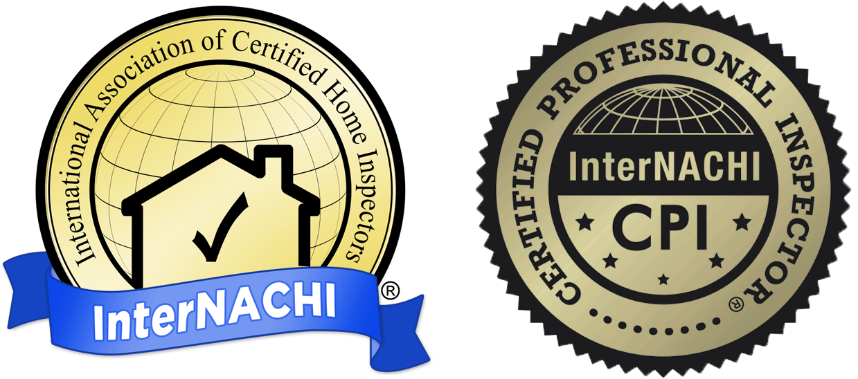 International Association of Certified Home Inspectors InterNACHI logo and InterNACHI Certified Professional Inspectors CPI