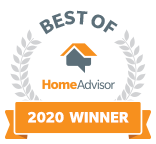 Best of Home Advisor 2020 Winner Home Inspections